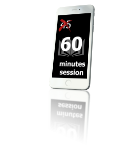 60 minutes lesson