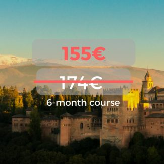 155€ 6-month course