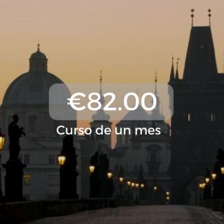 €82.00 Curso de un mes
